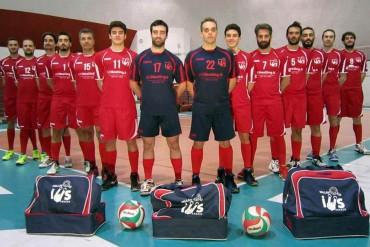 Serie D/M: la IUS Pallavolo Arezzo è campione d'inverno