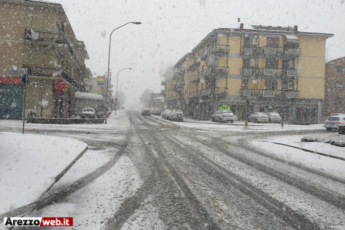 Arezzo Neve