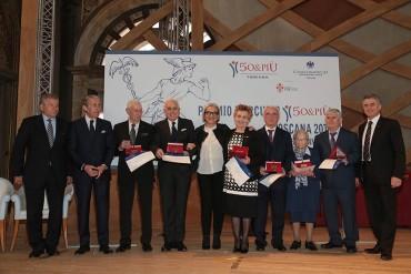 Premio Mercurio 50&più Toscana 2015