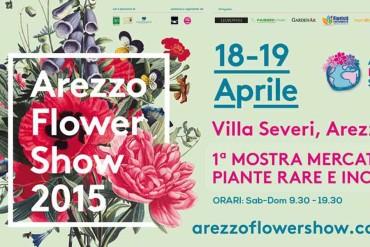 Arriva ad Arezzo la prima edizione della mostra Flower Show