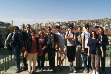 Liceo Artistico, Seum e Comune di Arezzo nel progetto con la città di Hebron