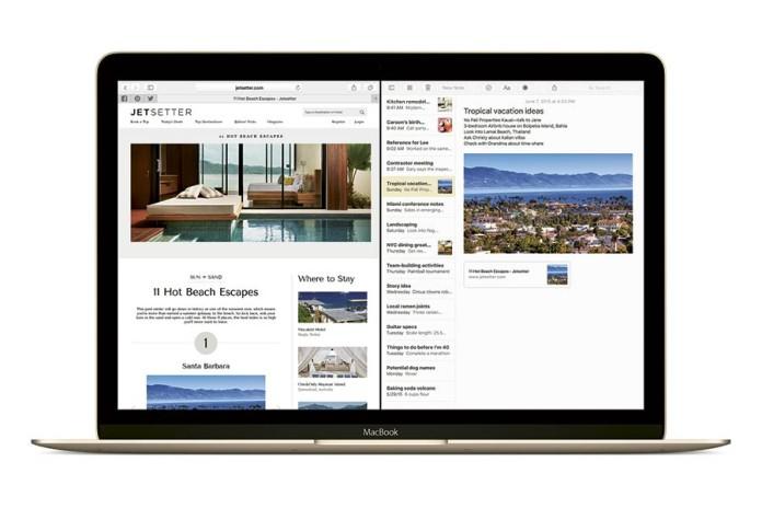 Apple MacBook ElCapitan