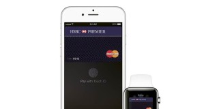 apple pay con iPhone6 e iwatch