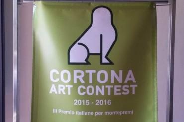 Cortona Art Contest 2015/16 Presentata ufficialmente la prima edizione del premio d'arte