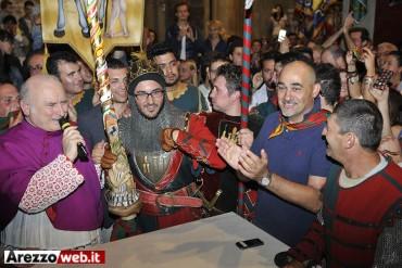 Giostra del Saracino: Porta Crucifera vince la Giostra