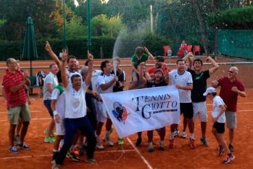 Il Ct Giotto raggiunge il sogno: ecco la promozione in A2