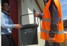 consegna kit - Arezzo