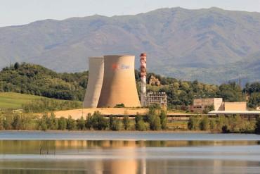 Ermenza caldo: la centrale Enel di Santa Barbara a tutta Energia, 20mila Mwh al servizio del paese