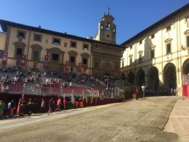 Giostra del Saracino – VINCE PORTA SANT'ANDREA