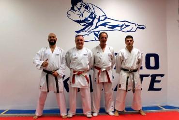 L'Arezzo Karate ufficializza il nuovo staff tecnico