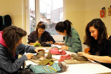Nuovo Liceo Artistico a Cortona