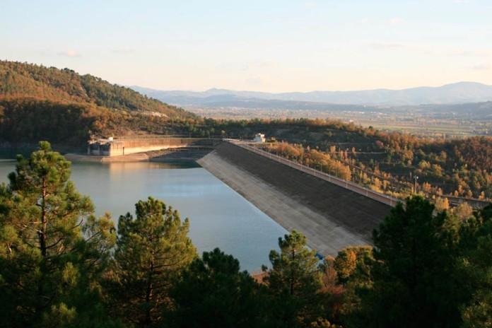Lago Montedoglio