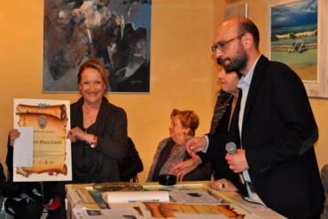 Al via il programma camucia in arte con Antonella Regi e Flora Cocchi