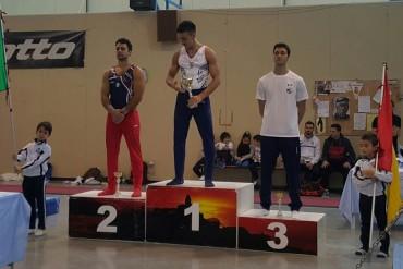 Il Campionato nazionale di Specialità si conclude con un oro e un argento alle parallele e alla sbarra