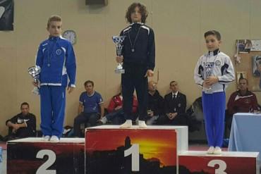 Tommaso Italiano conquista il titolo di Campione Interregionale 2015 nel Campionato di Categoria GAM