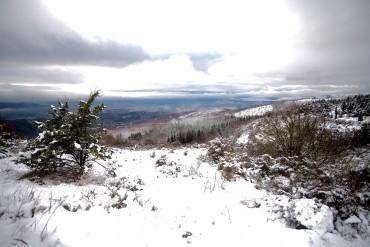 Neve su Arezzo le FOTO dei lettori