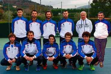 Ct Giotto, ecco la squadra del ritorno in serie A2