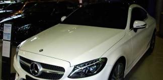 Mercedes C Coupè