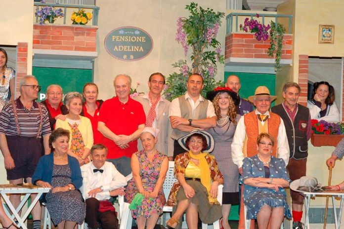 gruppo teatrale il Polvarone