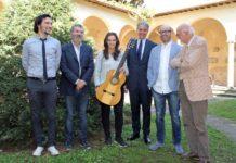 Scuola di musica Coradini - Chiostro Biblioteca