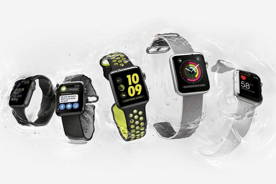 Annunciata la seconda generazione di Apple Watch