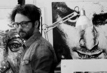 l'artista Riccardo Antonelli