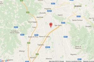 Terremoto Arezzo - 2.8