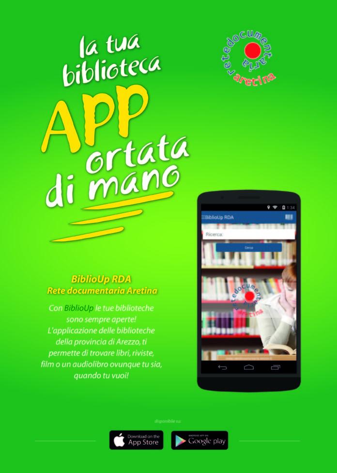 LOCANDINA app biblio