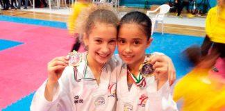 Geppetti e Mocerino - Taekwondo