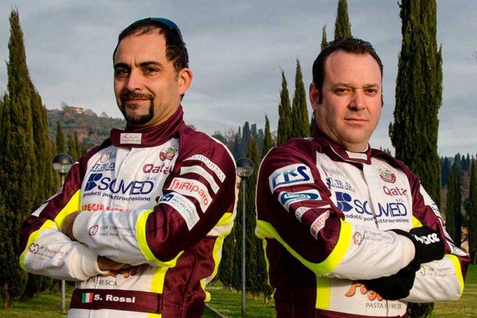 Stefano Rossi e Stefano Marrini