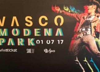 Vasco Rossi a Modena Park