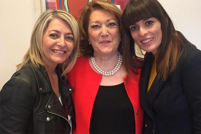Fettori Ettori, Margherita Scarpellini e Elisa Boffa