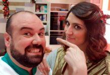 Chef-Shady e Elisa Isoardi