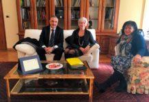 Coldiretti Arezzo incontra il Prefetto di Arezzo Anna Palombi