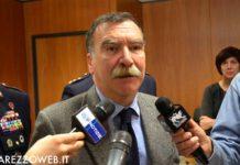 Fabio Salvatore Cilona è il nuovo questore di Arezzo