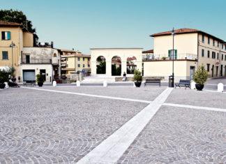 Piazza Berlinguer - Cavriglia