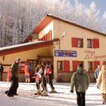 Rifugio Capanna - neve