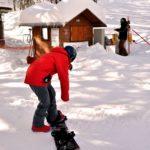 Snowboard neve