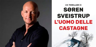 L'uomo delle castagne - Soren Sveistrup