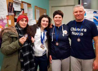 Chimera Nuoto - Campionati Toscani (Master)
