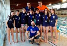 Chimera Nuoto - Medagliati Campionati Toscani