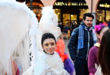 Carnevale outlet village Foaino