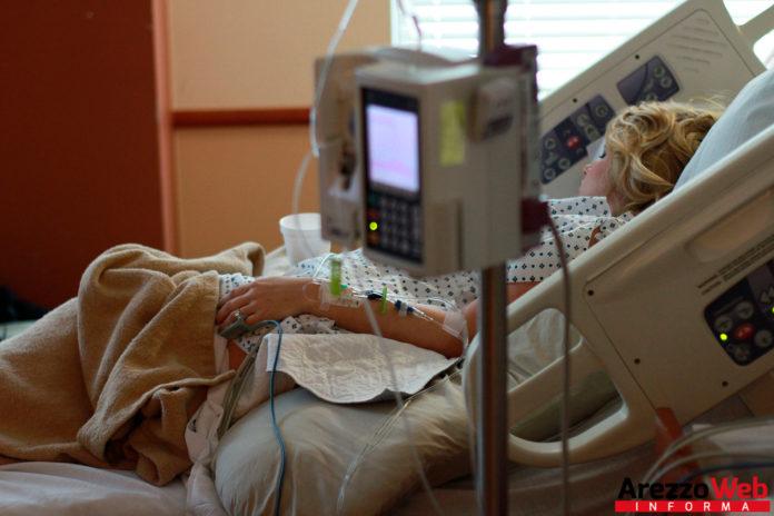ospedale malati febbre virus