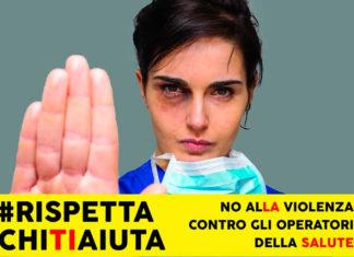 rispetta chi ti aiuta - infermieri Arezzo