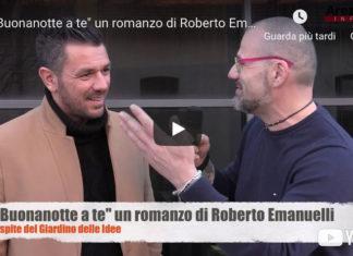 Roberto Emanuelli l'intervista