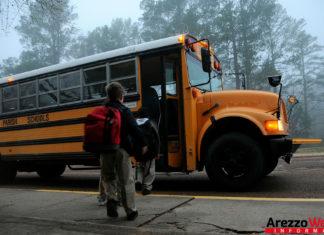 scuolabus bambini