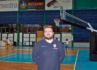 Il coach Giuseppe Delia