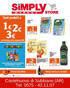 Simply Store Subbiano
