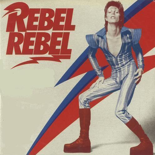 Rebel Rebel di David Bowie