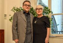 Alessandro Marrone e Lella Pepe